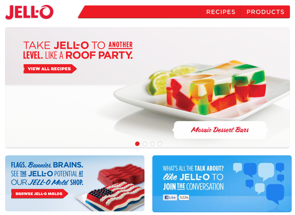 Jell-o brand strategy