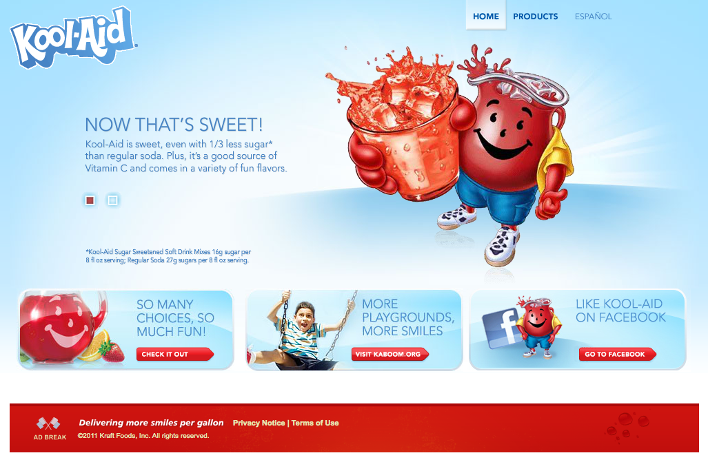 kool aid marketing strategy This powder was named kool-aid starting in 2011, kraft began allocating the majority of the kool-aid marketing budget towards latinos.