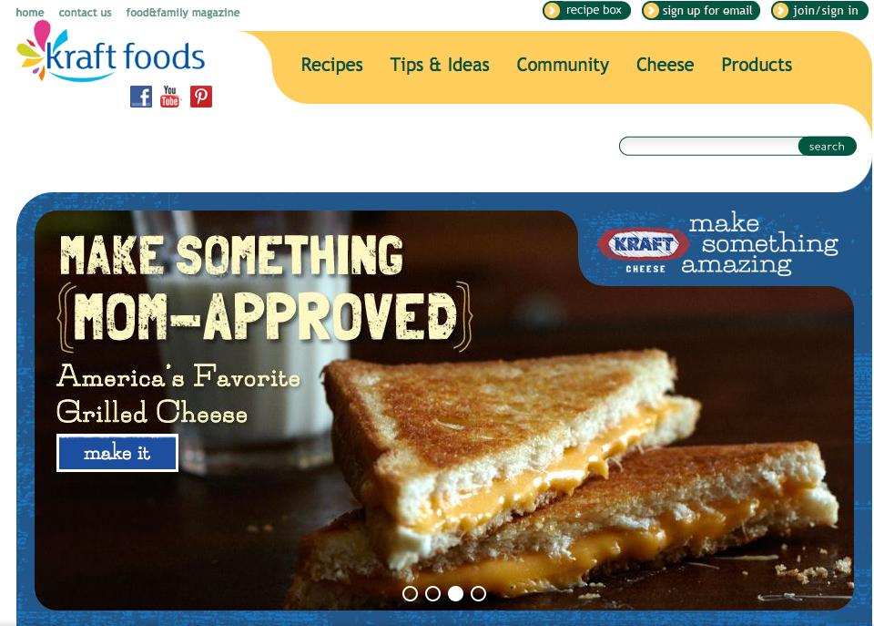 Kraft Cheese Brand Strategy