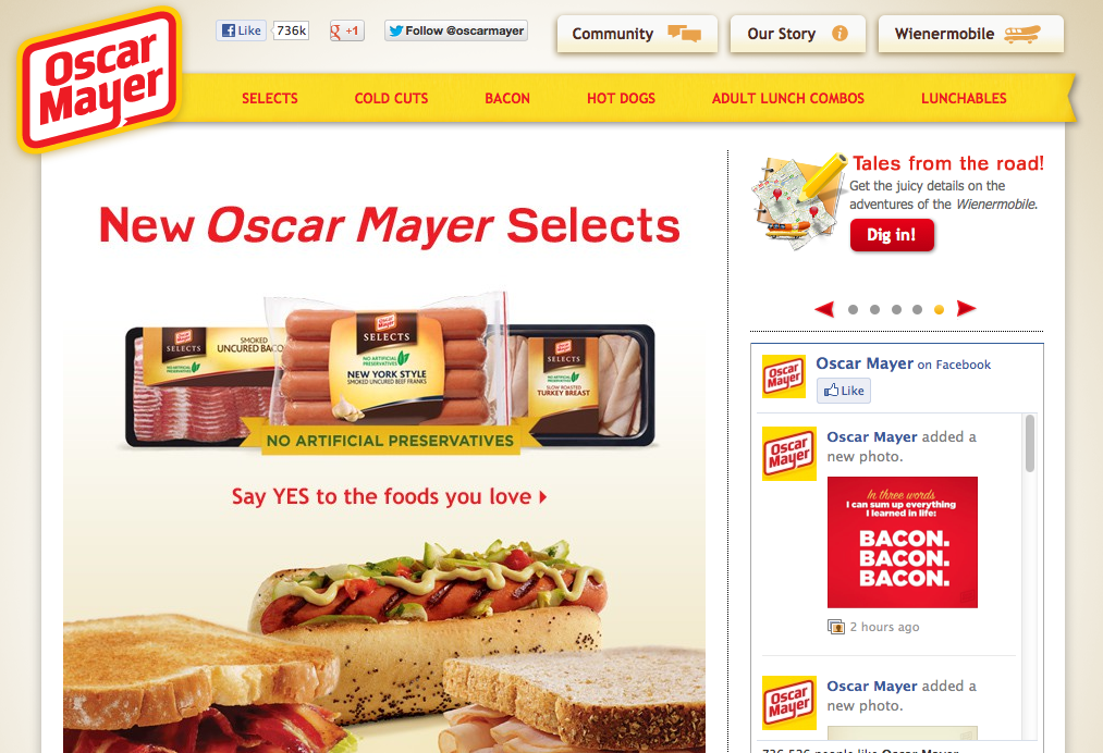 Oscar Mayer Brand Strategy