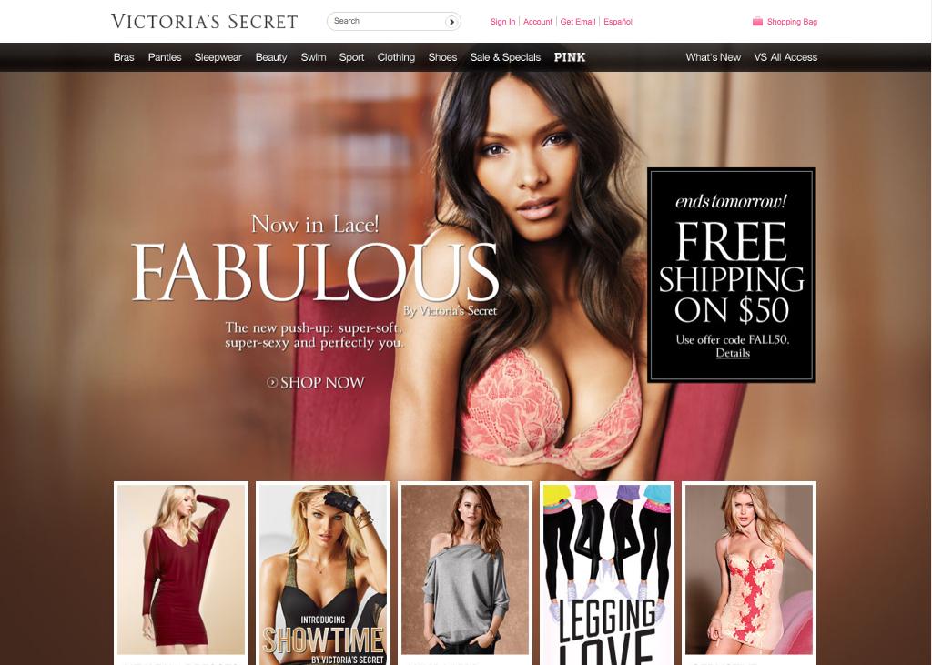 Victorias Secret Brand Strategy